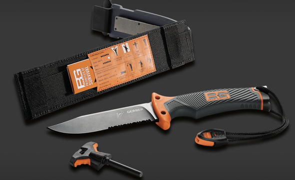 Ultimate-Knife von Bear Grylls