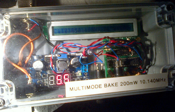 multimode-beacon-dl7vdx